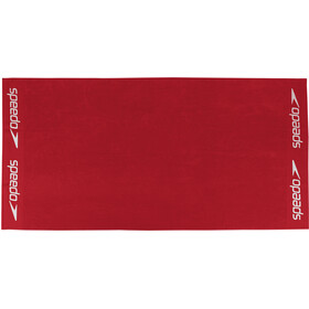 speedo Leisure Towel 100x180cm Red